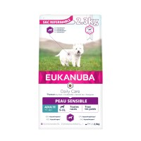 Croquettes pour chien - Eukanuba Daily Care Sensitive Skin