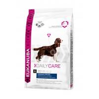 Croquettes pour chien - Eukanuba Daily Care Overweight/Sterilised Adult Surcharge pondérale / Stérilisé
