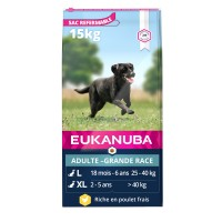 Croquettes pour chien - Eukanuba Active Adult Large Giant Breed - Poulet