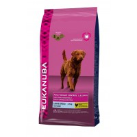 Croquettes pour chien - Eukanuba Adult Weight Control Large Breed - Poulet