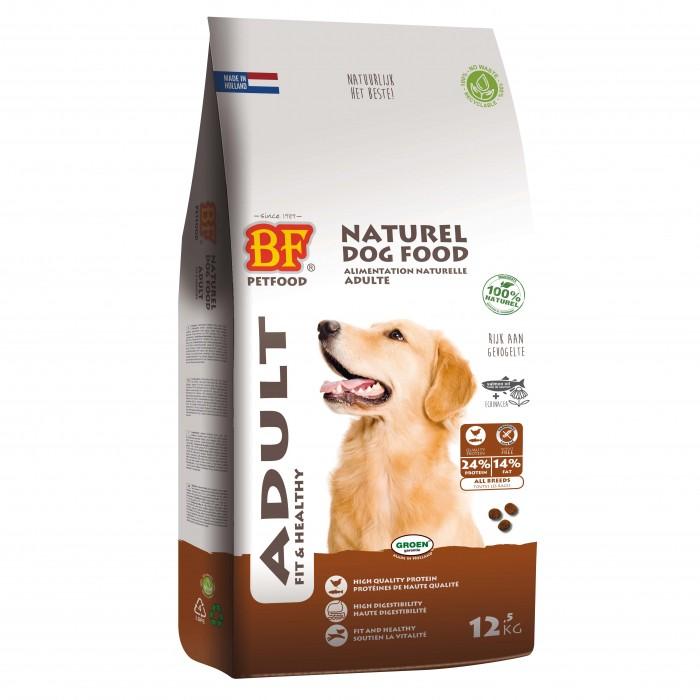 Alimentation pour chien - BIOFOOD Croquant Light pour chiens