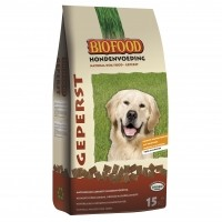 Croquettes pour chien - BIOFOOD Pressées pour chien adulte Pressées pour chien adulte