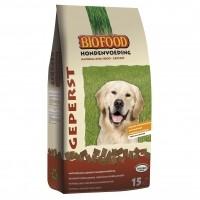 Croquettes pour chien - BIOFOOD Pressées pour chien adulte