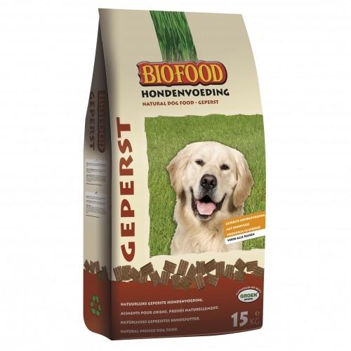 Alimentation pour chien - BIOFOOD Pressées pour chien adulte pour chiens