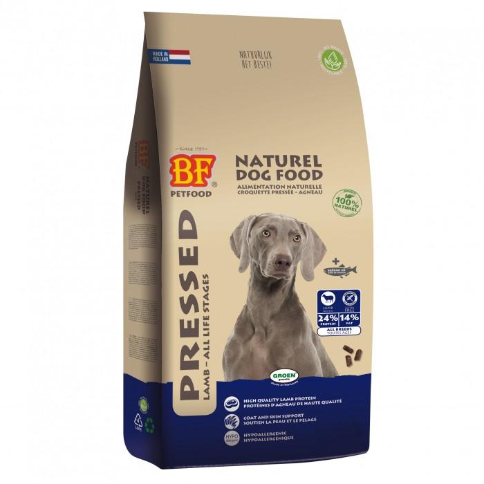 Alimentation pour chien - BIOFOOD Adulte sans gluten Agneau pour chiens