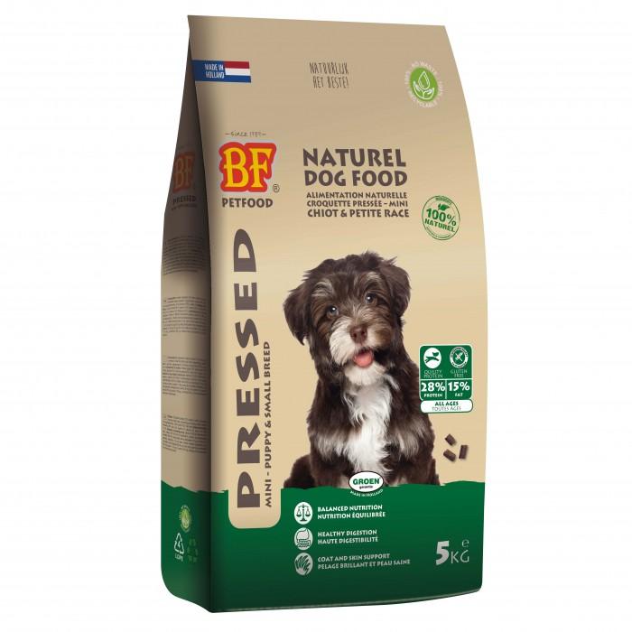 Alimentation pour chien - BIOFOOD Chiot sans gluten Boeuf et poulet  pour chiens
