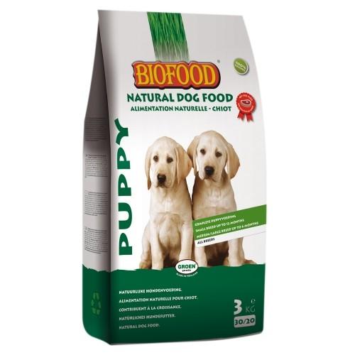 Alimentation pour chien - BIOFOOD Puppy pour chiens