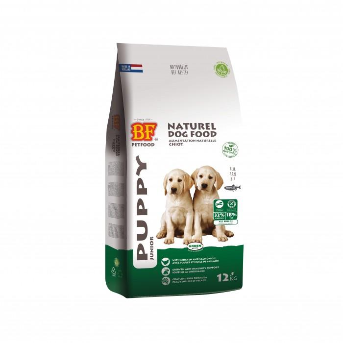 Alimentation pour chien - BF Petfood Puppy pour chiens