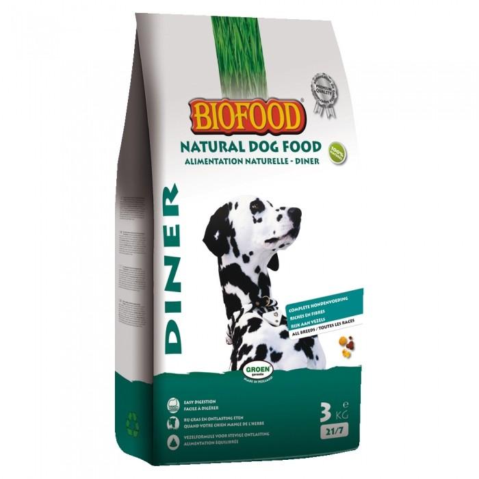 Alimentation pour chien - BIOFOOD Diner pour chiens