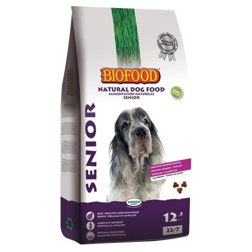 Alimentation pour chien - BF Petfood Senior pour chiens