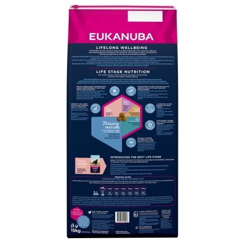Alimentation pour chien - Eukanuba Thriving Mature Large Giant Breed pour chiens