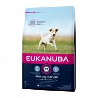 Croquettes pour chien - EUKANUBA Mature & Senior Small Breed