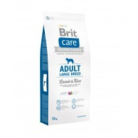 Croquettes pour chien - BRIT-CARE Adult Large Breed Lamb & Rice