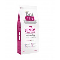 Croquettes pour chien - BRIT-CARE Junior Large Breed Lamb & Rice