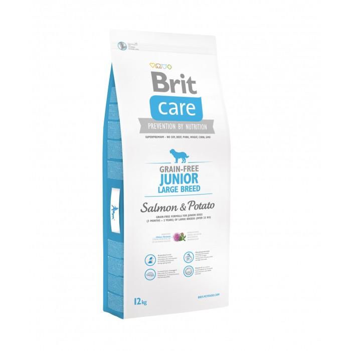 Alimentation pour chien - Brit Care Junior Large Breed Grain-Free pour chiens