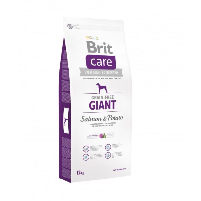 Alimentation pour chien - Brit Care Giant Grain-Free pour chiens