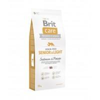 Croquettes pour chiens - Brit Care Senior & Light Grain-Free Senior & Light Grain-Free