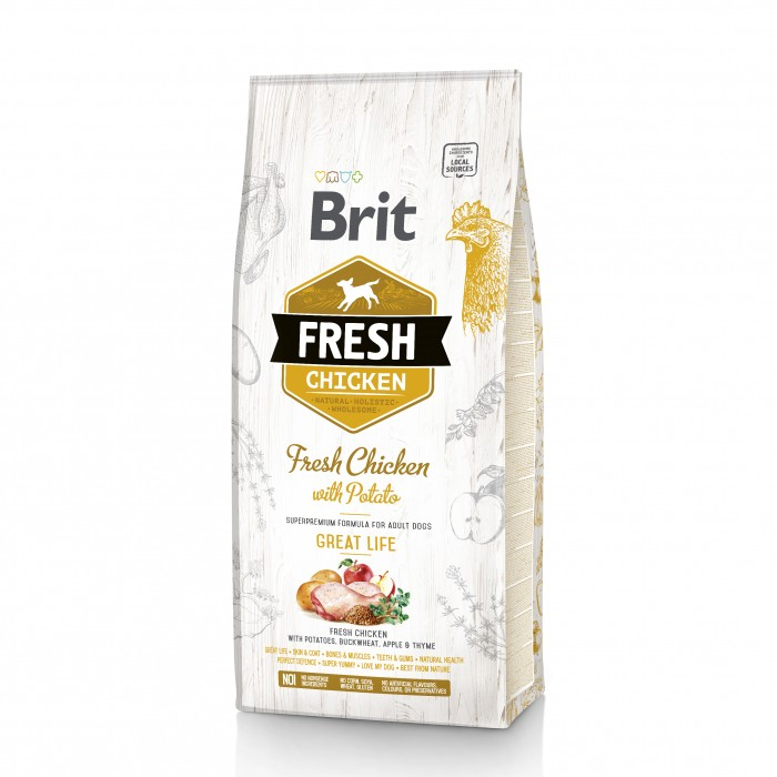 Brit Fresh Great Life - Adult-Great Life