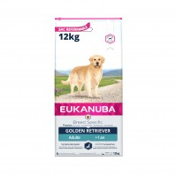 Croquettes pour chien - EUKANUBA Breed Nutrition Golden Retriever