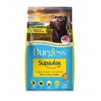 Croquettes pour chien - Burgess Chien Adulte Allégé - Poulet