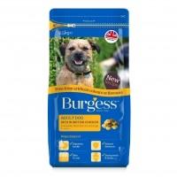 Croquettes pour chien - Burgess 100% Naturel Chien Adulte