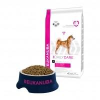 Croquettes pour chien - EUKANUBA Daily Care Adult Sensibilité Digestive