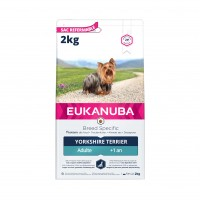 Croquettes pour chien - Eukanuba Breed Specific Yorkshire Terrier