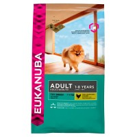 Alimentation pour chien - EUKANUBA Toy Breed