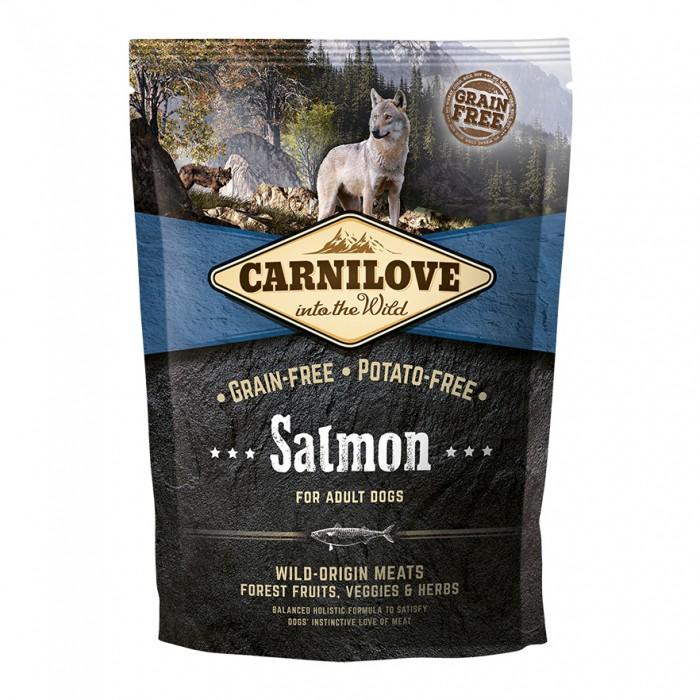 Alimentation pour chien - CARNILOVE Adult Saumon pour chiens