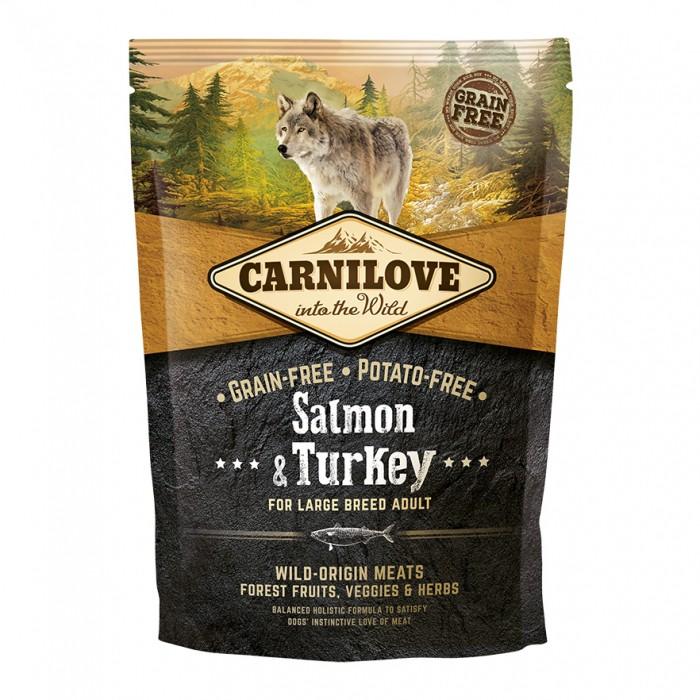 CARNILOVE Adult Large Saumon & dinde-Adult Large Saumon & dinde