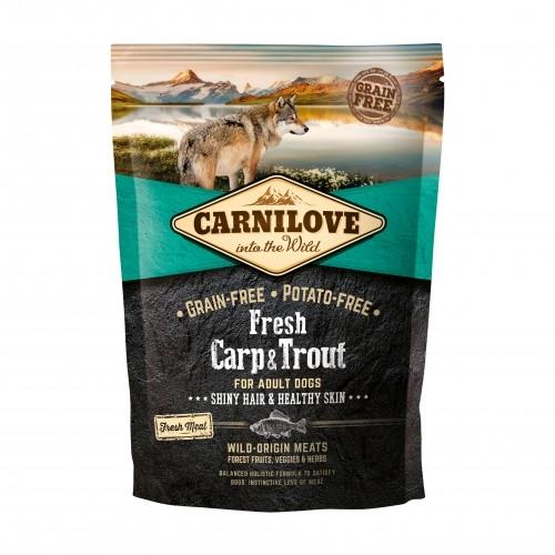 Alimentation pour chien - CARNILOVE Fresh Adult Carpe & Truite pour chiens