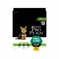 Croquettes pour chien - PURINA PROPLAN Small & Mini Puppy OptiStart Poulet Small & Mini Puppy OptiStart Poulet