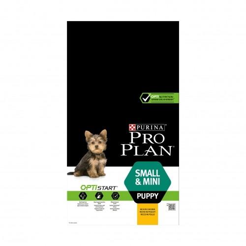 Alimentation pour chien - PURINA PROPLAN Small & Mini Puppy OptiStart Poulet pour chiens