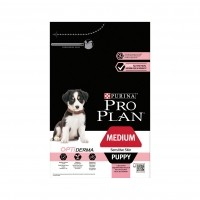 Croquettes pour chien - PURINA PROPLAN Medium Puppy Sensitive Skin OptiDerma Saumon Medium Puppy Sensitive Skin OptiDerma Saumon