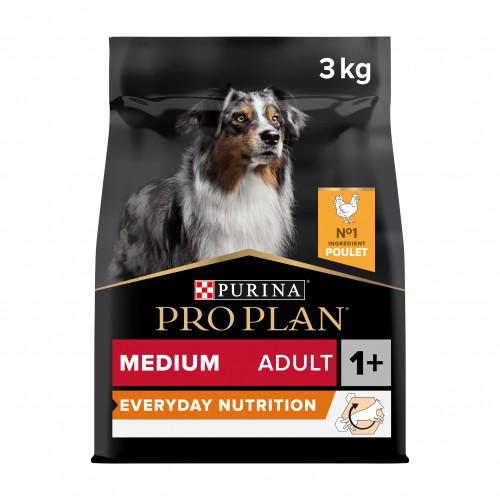 Alimentation pour chien - PURINA PROPLAN Medium Adult OptiBalance Poulet pour chiens