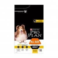 Croquettes pour chien - PURINA PROPLAN Light/Sterilised Adult - OptiWeight Poulet