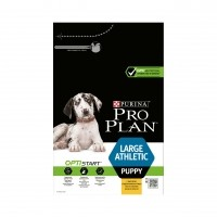 Croquettes pour chien - PURINA PROPLAN Large Athletic Puppy OptiStart Poulet