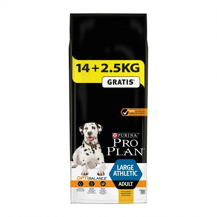 PURINA PROPLAN Large Adult Athletic OptiBalance Poulet-Large Adult Athletic OptiBalance Poulet