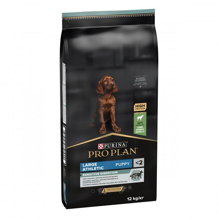 Alimentation pour chien - PURINA PROPLAN Large Athletic Puppy Sensitive Digestion Opti Digest pour chiens