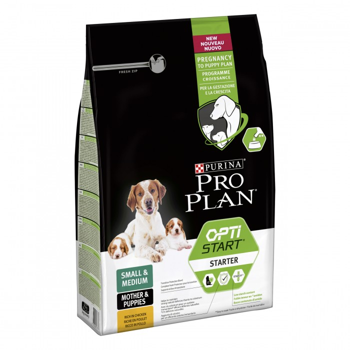 Alimentation pour chien - PURINA PROPLAN Small & Medium Mother & Puppies OptiStart pour chiens