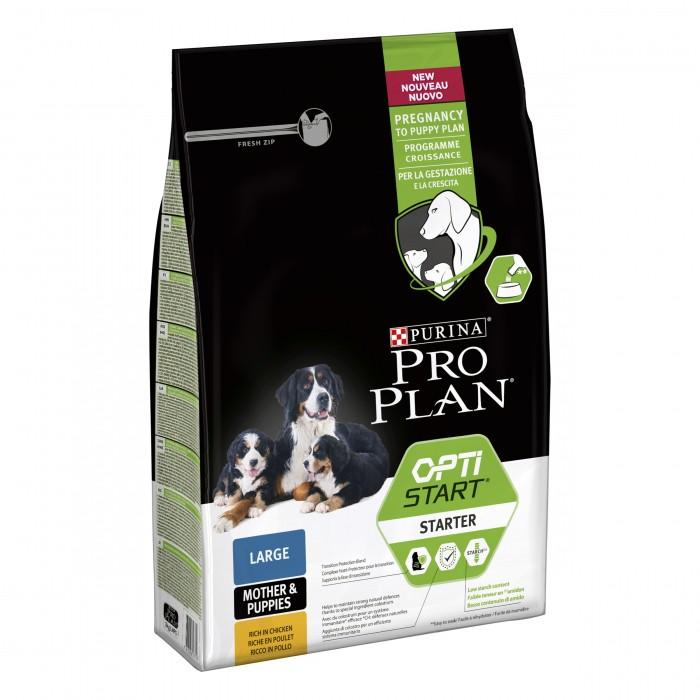 Alimentation pour chien - PURINA PROPLAN Large Mother & Puppies - OptiStart pour chiens