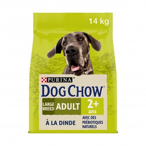 Alimentation pour chien - DOG CHOW® pour chiens