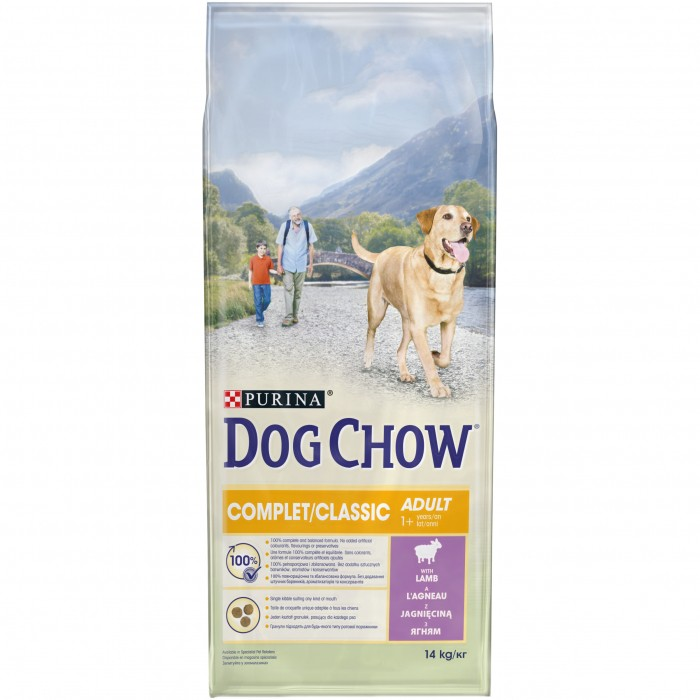 DOG CHOW® Complet-Complet