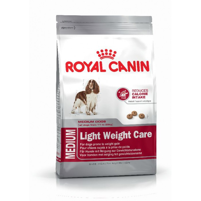 Royal Canin Size Nutrition Medium Light Weight Care