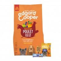 Croquettes et friandises pour chien - Edgard & Cooper, Pack découverte pour chien adulte Pack découverte Naturel