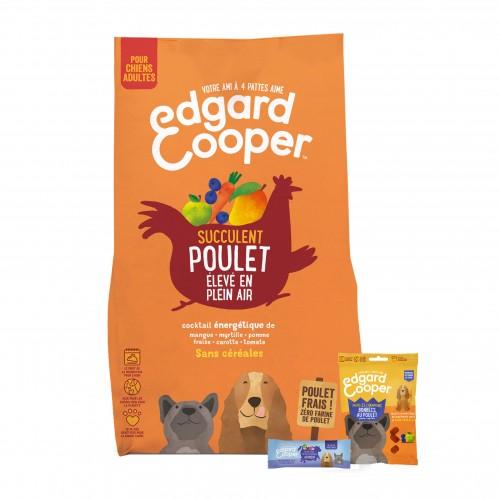 Alimentation pour chien - Edgard & Cooper, Pack découverte pour chien adulte pour chiens