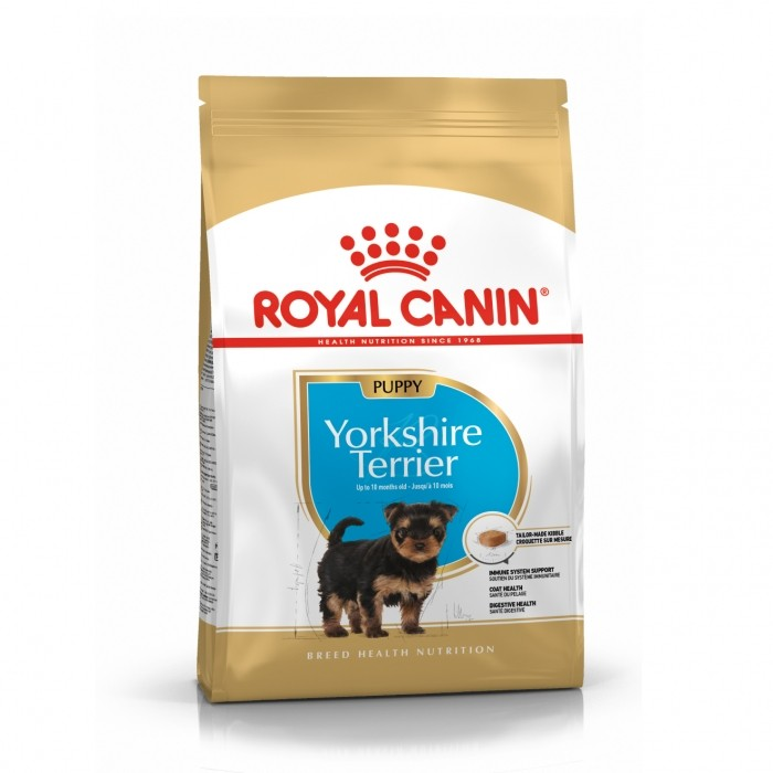 Royal Canin Yorkshire Terrier Puppy-Yorkshire Terrier Junior