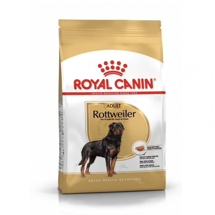 Royal Canin Rottweiler Adult-Rottweiler