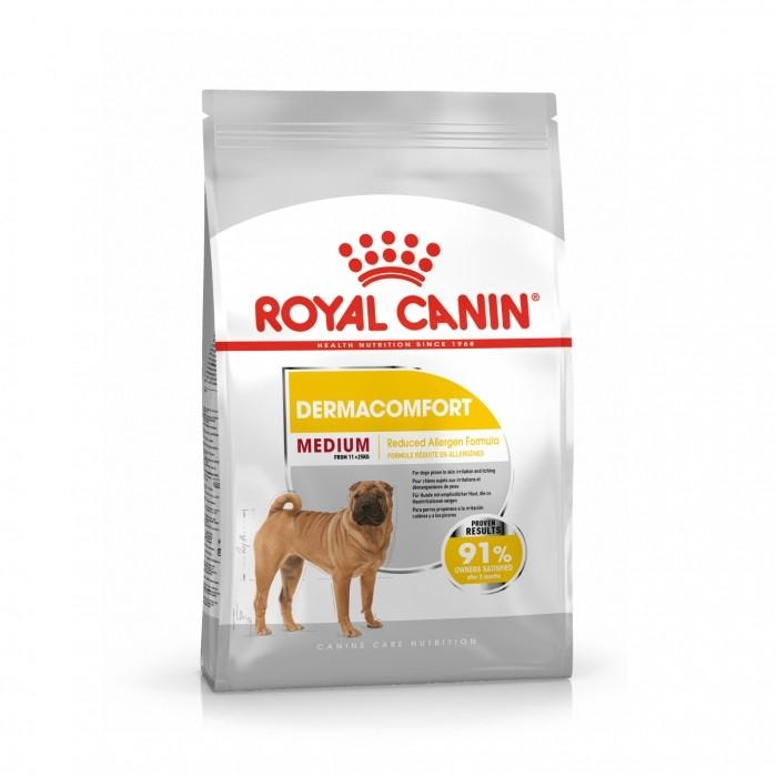 Royal Canin Medium Dermaconfort-Medium Dermaconfort