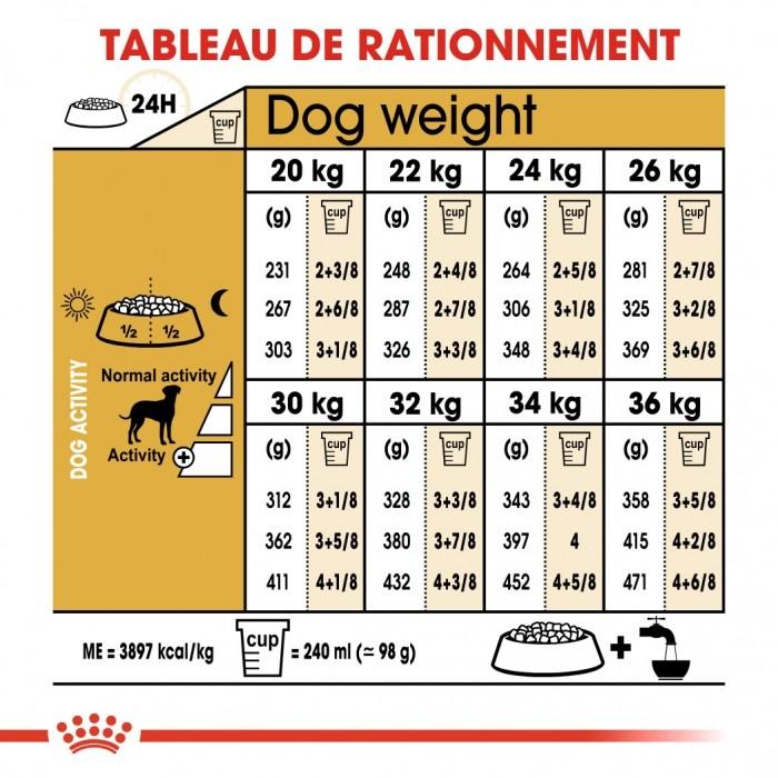 Alimentation pour chien - Royal Canin Dalmatien Adult pour chiens